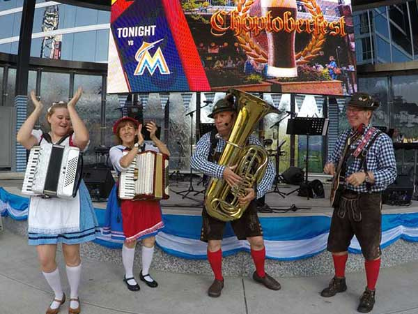 Bavarian Cowbell Band