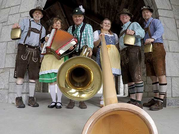 Book a Polka Band